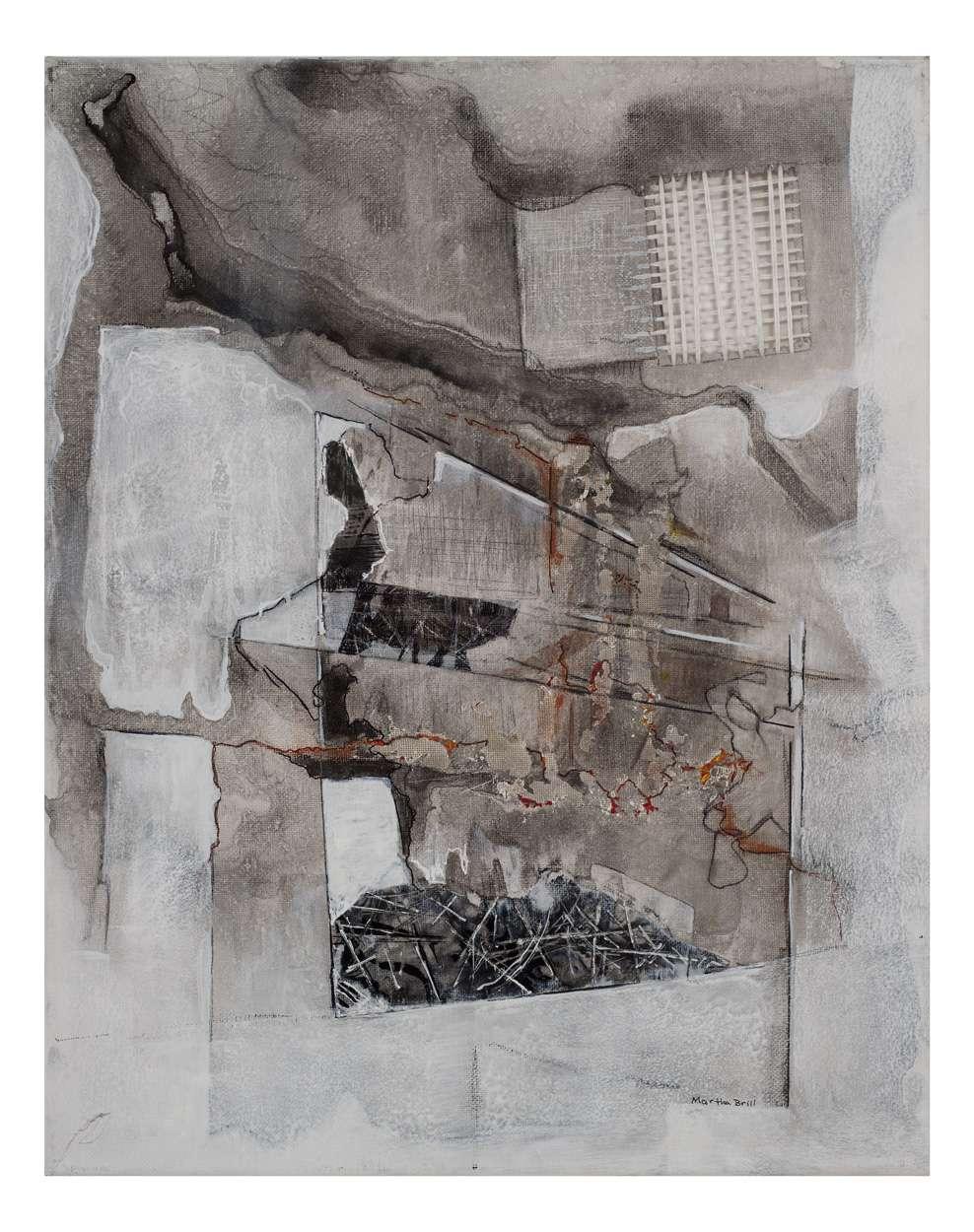 Concrete Cell by Martha Brill