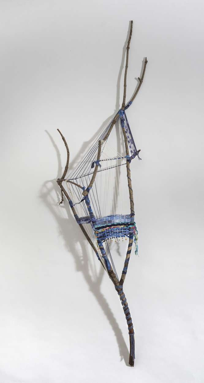 Branch Weaving by Martha Brill