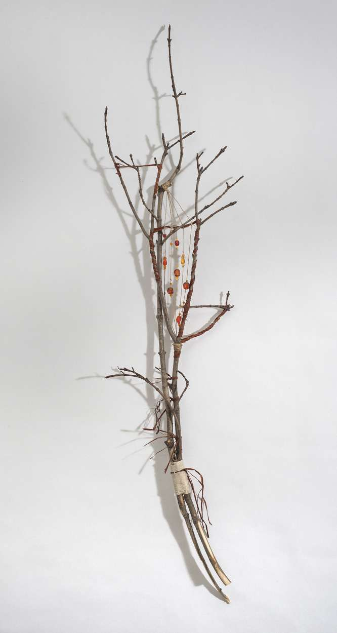 Branch Weaving by Martha Brill